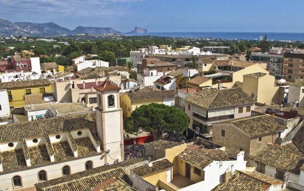 Alfaz del Pi kommune