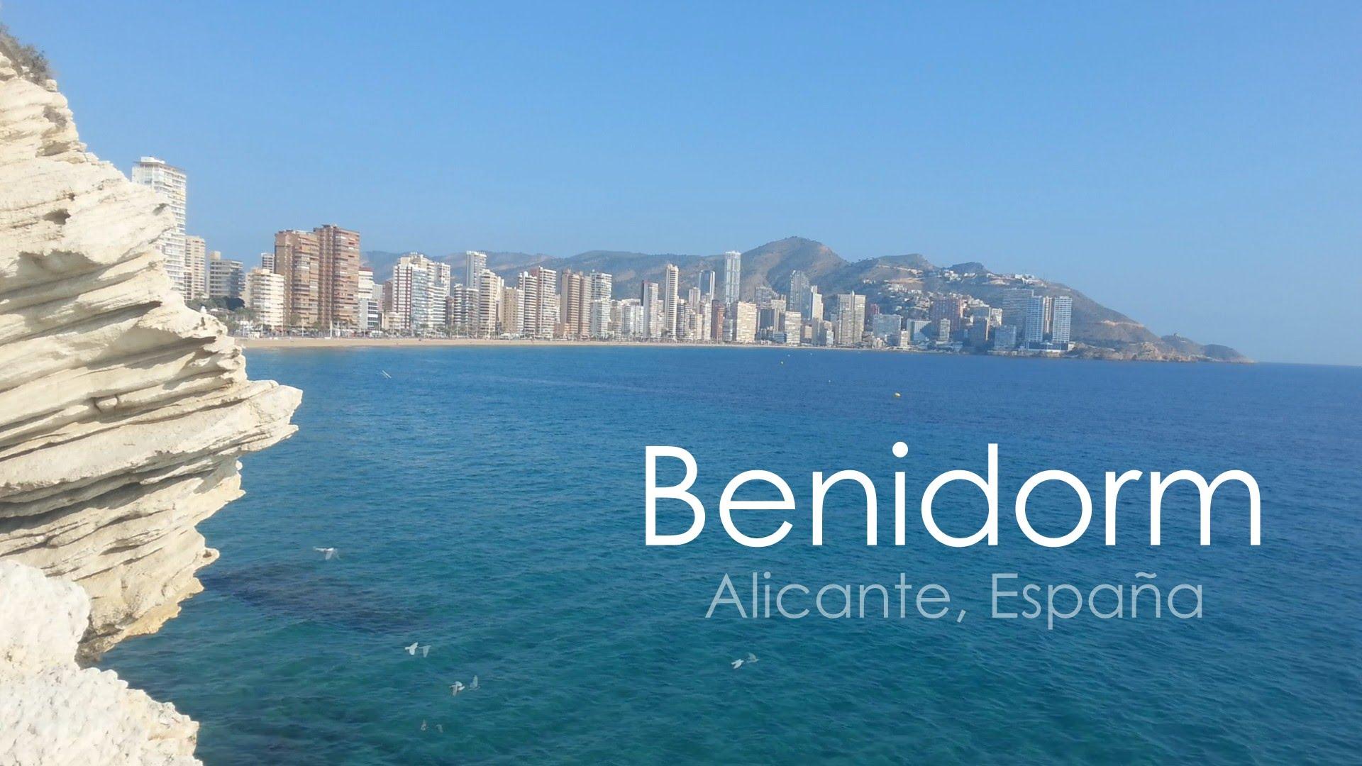 Reisetips Benidorm i Spania