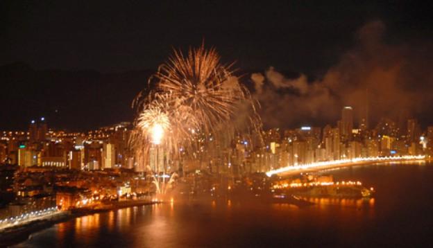 Festivaler og fiesta i Benidorm