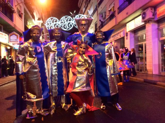 Benidorm Carnival