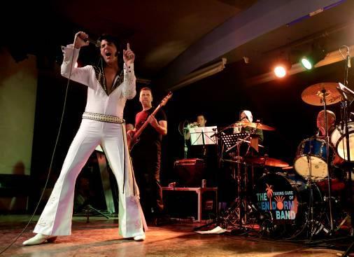 Elvis festival i Benidorm