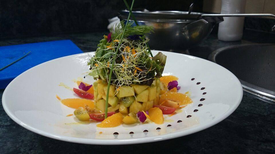 Restaurant Le Code i Albir