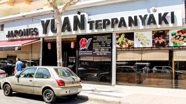 Yuan Teppanyaki i Albir