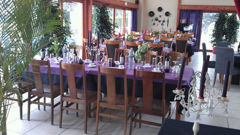 Restaurant El Jardin i Alfaz del Pi