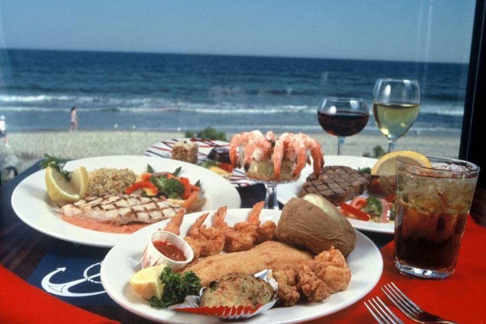 Spisesteder og restauranter Alfaz del Pi