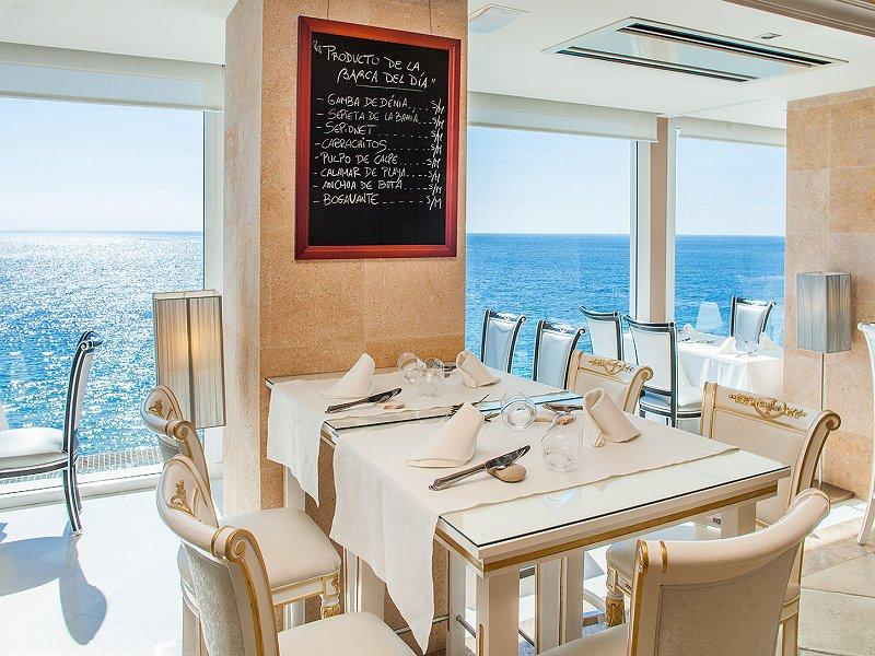Restaurant Llum del Mar i Benidorm