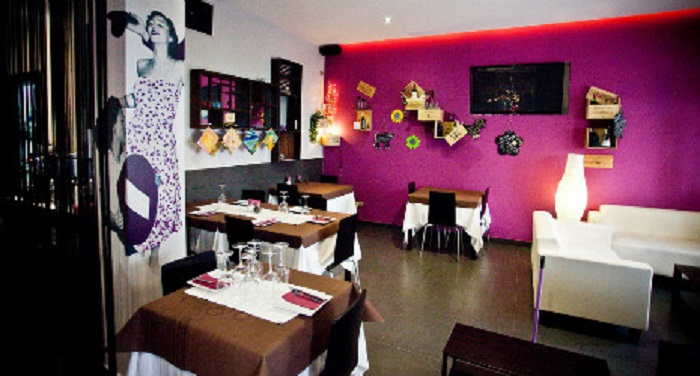 Restaurant Solotula i Benidorm