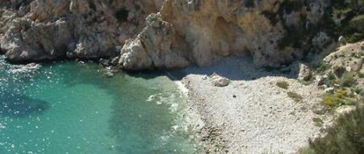 La Solsida strand i Altea