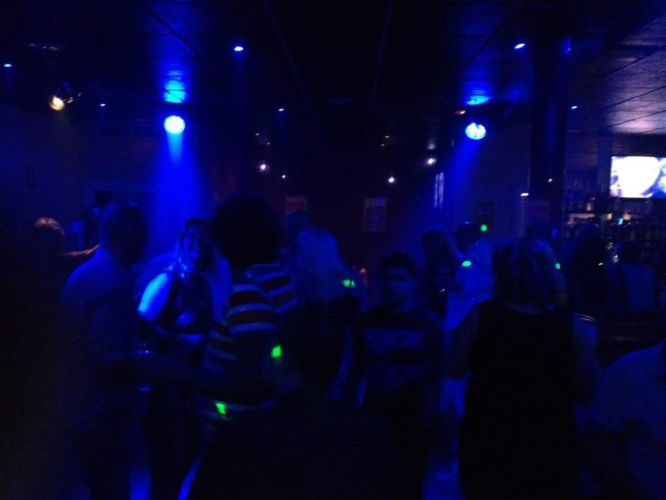 Nattklubb Infinity i Alfaz del Pi