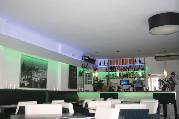 Le Gran Cafe i Albir