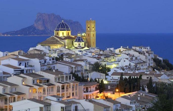 Reisetips Altea i Spania