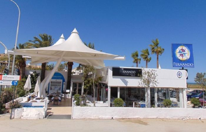 Restaurant Casa Fernando i Denia