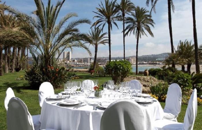 Restaurant Especia i Javea