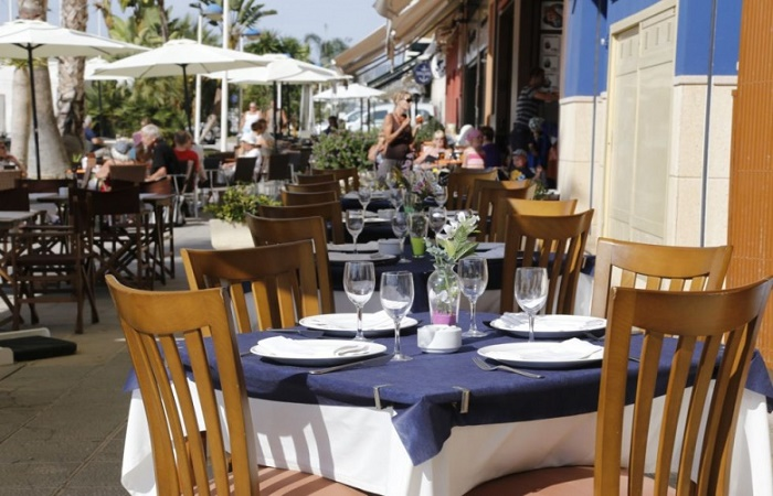 Restaurant Antoniet i Moraira