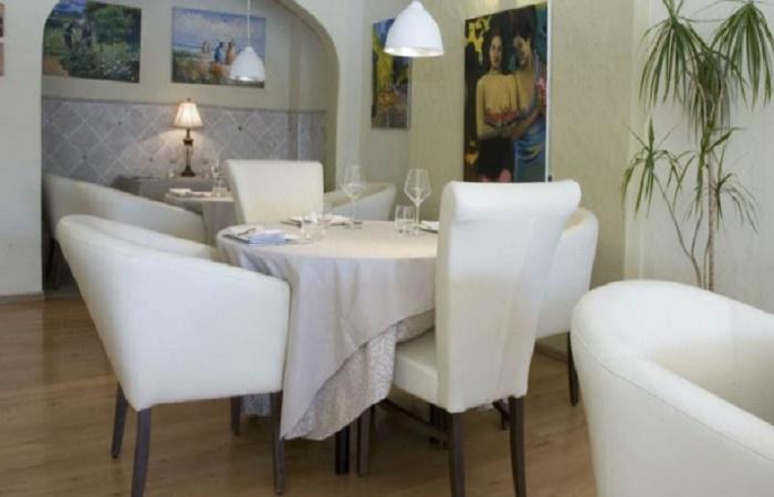 Restauranter Rodolfo i Moraira