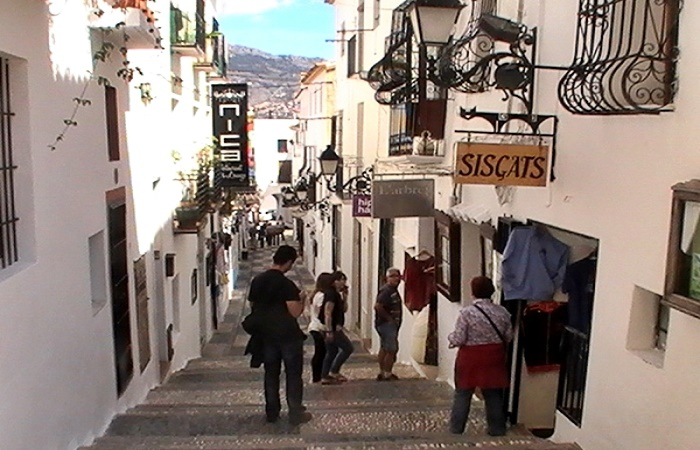 Altea sentrum