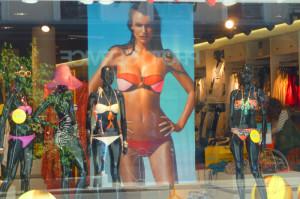 Shopping i Altea i Spania