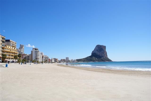 Stranden Playa Arenal Bol
