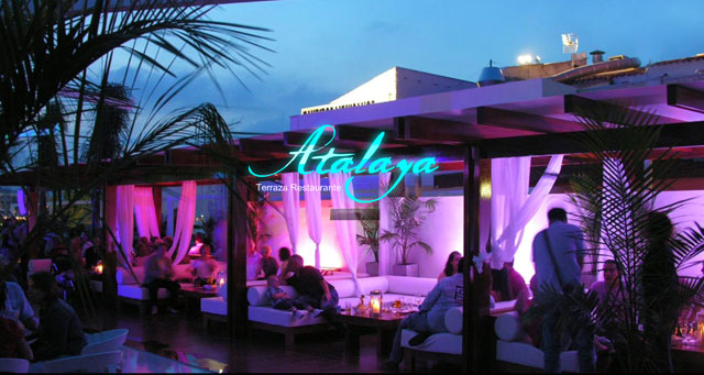 Atalaya bar i Javea