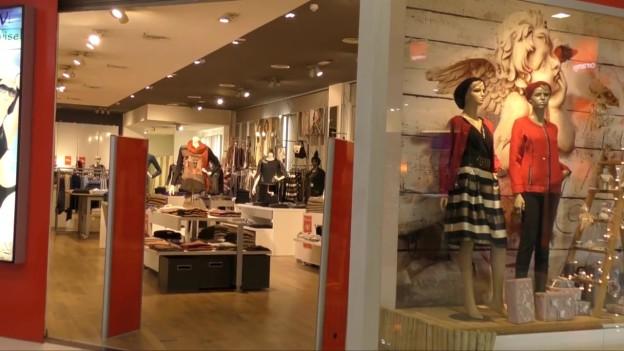 Shopping i Villajoyosa i Spania