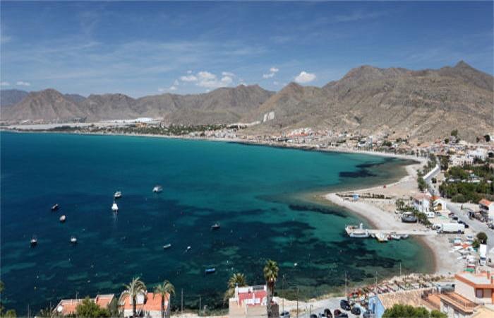 Murcia regionen i Spania