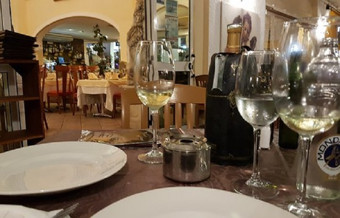 Restaurant Antic Roma i Calpe
