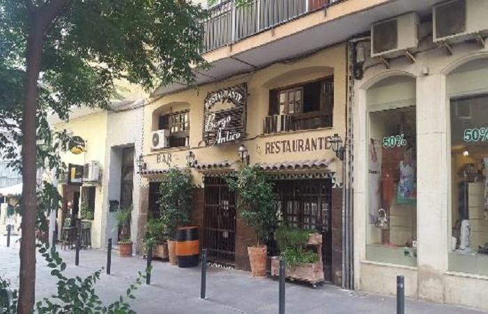 Restauranter Borgo Antico i Calpe