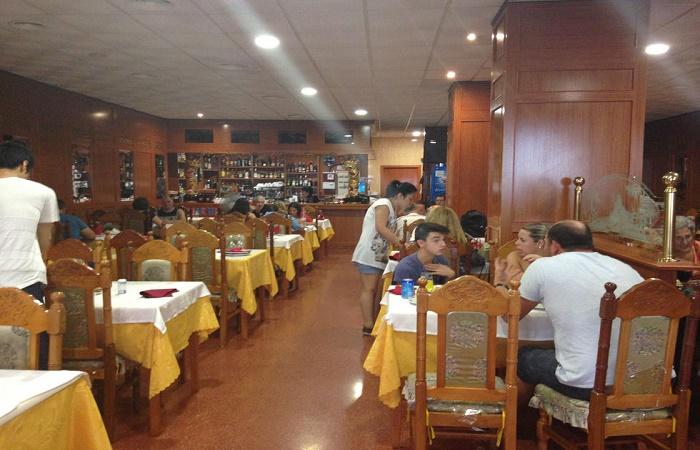 Restaurant Chino Imperial i Calpe