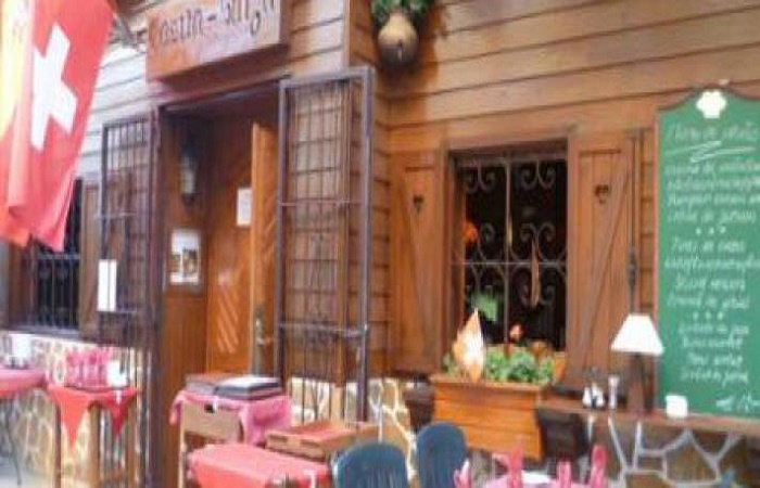 Restaurant La Casita Suiza i Calpe