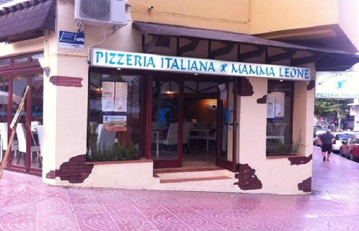 Pizzeria Mamma Leone i Calpe