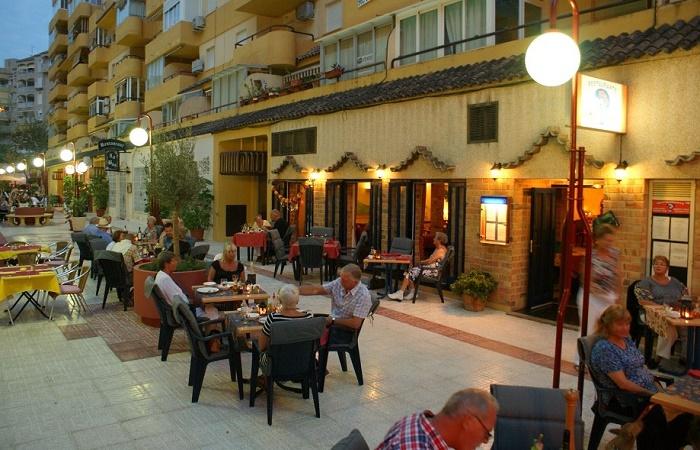 Restaurant Por Que No i Calpe