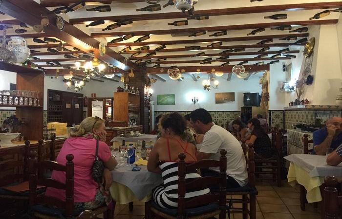Restaurant Rincón de Calpe