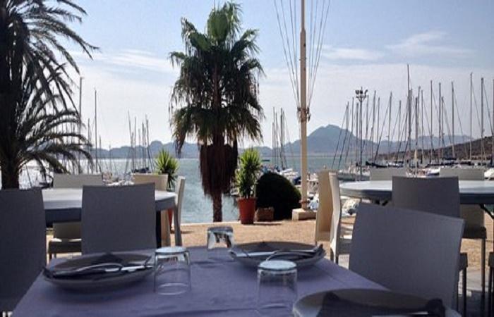 Restaurant Club Náutico Dos Mares La Manga