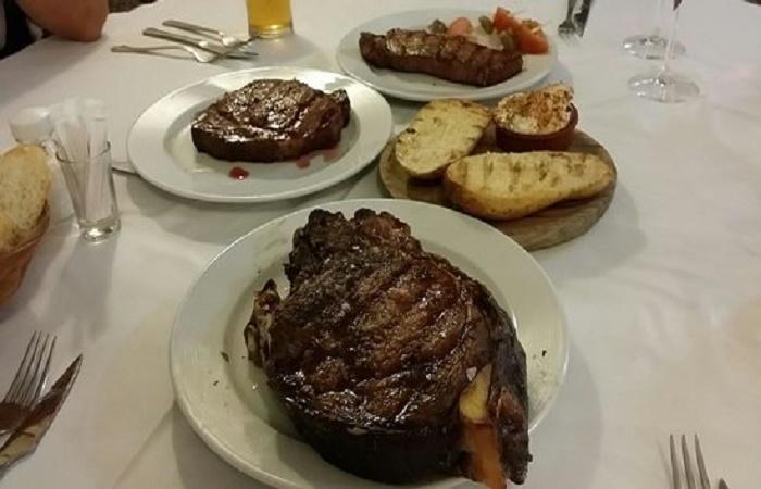 Restauranter St Gregorys La Manga