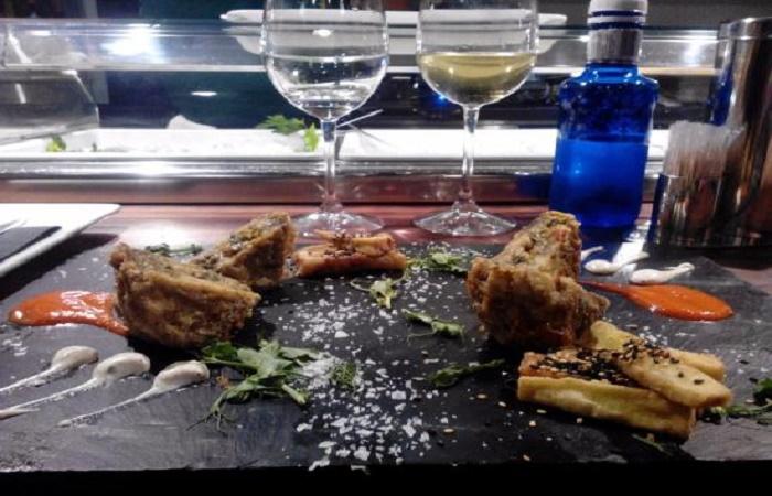 Restaurant El Pasaje de Zabalburu i Murcia