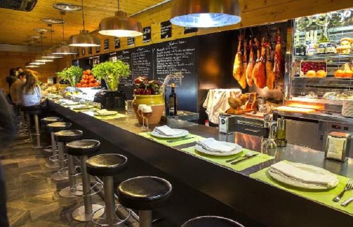 Restauranter La Parranda Taberna i Murcia