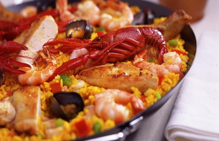 Restaurant La Caña de España i Villajoyosa