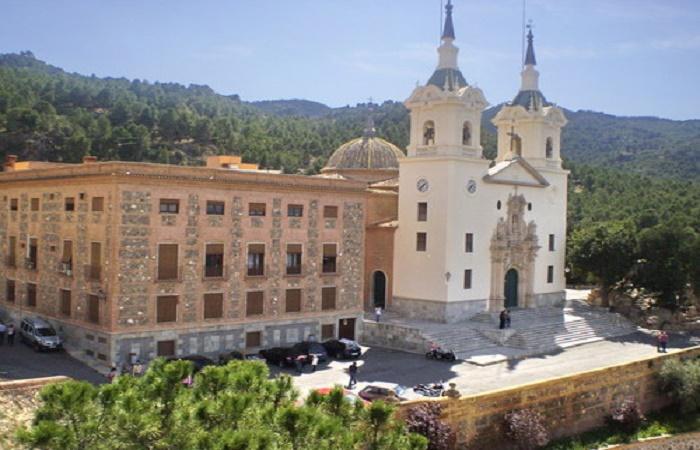 Santuario de la Virgen de la Fuensanta i Murcia