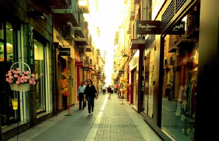 Shopping Murcia sentrum