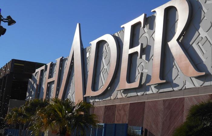Thader shopping i La Manga