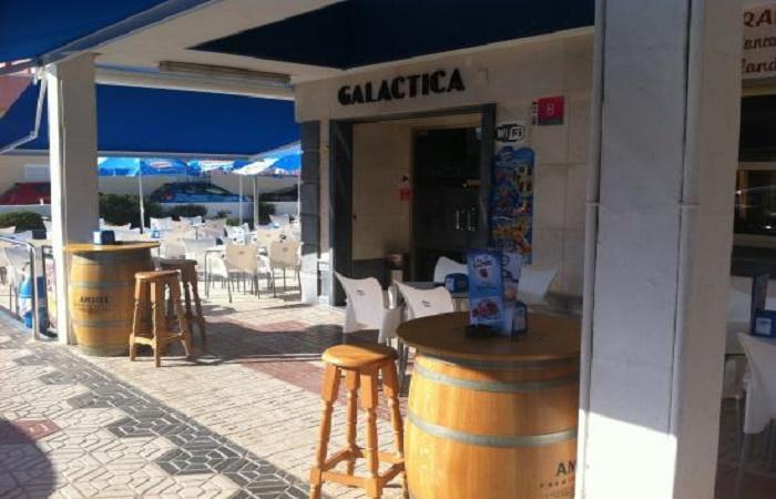 Bar Galactica Murcia