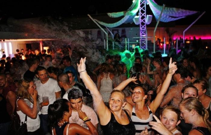 Nattklubber og barer for swingers