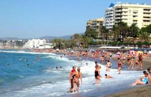 Klima og temperaturer i Marbella