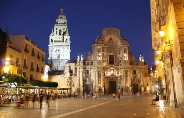 Opplev Murcia i Spania