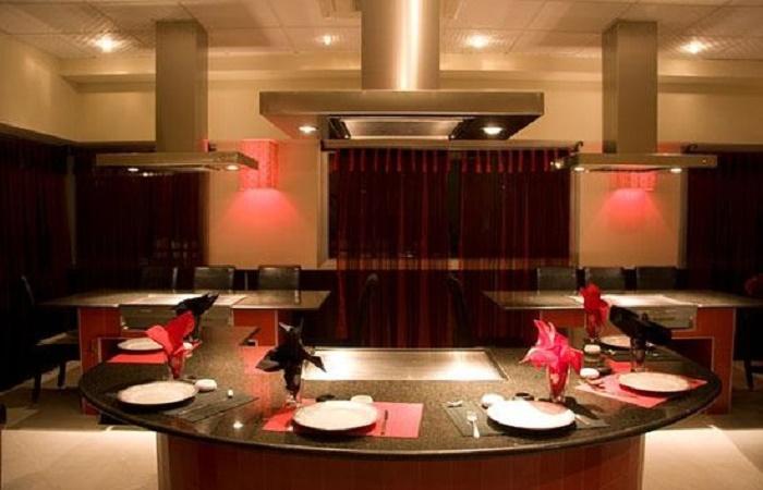 Restaurant Makati i Fuengirola