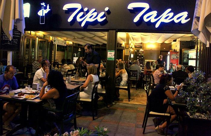 Restaurant Tipi Tapa i Fuengirola