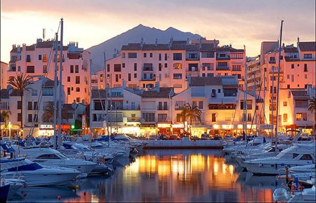 Beste restauranter i Marbella i Spania