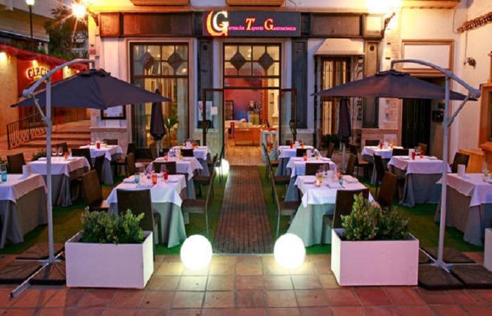 Restaurant Garnacha i Marbella