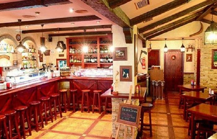 Restaurant La Taberna del Pintxo i Marbella
