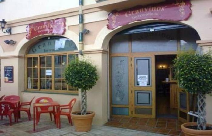 Restaurant Granvinos i Torremolinos